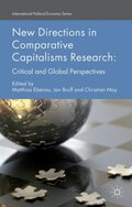 New Directions in Comparative Capitalisms Research