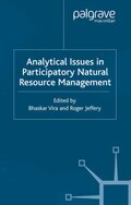 Analytical Issues in Participatory Natural Resources