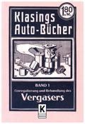 Klasings Auto-Bücher - Bd.1