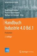Handbuch Industrie 4.0 - Bd.1