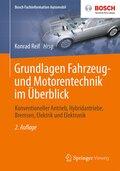Grundlagen Fahrzeug- und Motorentechnik im Überblick