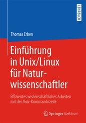 Einführung in Unix/Linux für Naturwissenschaftler