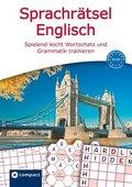 Compact Sprachrätsel Englisch - Niveau B1/B2