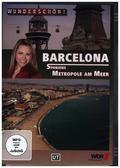 Barcelona - Spaniens Metropole am Meer - Wunderschön!, 1 DVD