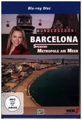 Barcelona - Spaniens Metropole am Meer - Wunderschön!, 1 Blu-ray