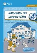 Mathematik mit Detektiv Pfiffig, Klasse 4