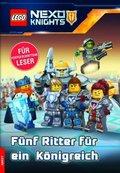 LEGO® NEXO KNIGHTS(TM) - Fünf Ritter für ein Königreich