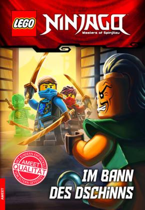 LEGO® NINJAGO™ - Im Bann des Dschinns, Lesebuch