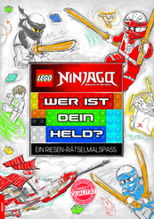 LEGO Ninjago - Wer ist dein Held?