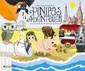 Pinipas Abenteuer - Eine himmlische Pfannkuchensuche durch Europa