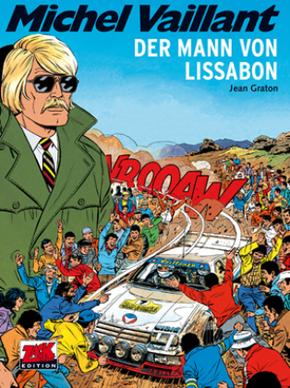 Michel Vaillant - Der Mann von Lissabon
