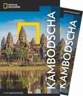 NATIONAL GEOGRAPHIC Traveler Reiseführer Kambodscha mit Maxi-Faltkarte