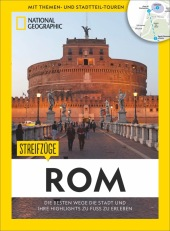 National Geographic Walking Streifzüge Rom
