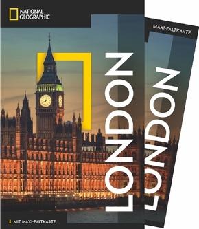 NATIONAL GEOGRAPHIC Traveler Reiseführer London