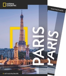 NATIONAL GEOGRAPHIC Traveler Reiseführer Paris
