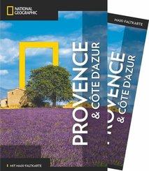 NATIONAL GEOGRAPHIC Traveler Reiseführer Provence und Côte d'Azur