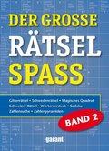 Der große Rätselspaß - Bd.2