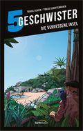 5 Geschwister: Die vergessene Insel