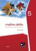 mathe.delta, Ausgabe Bayern: 5. Jahrgangsstufe, Arbeitsheft