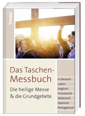 Das Taschen-Messbuch - in Deutsch, Latein, Englisch, Französisch, Italienisch, Spanisch, Portugiesisch