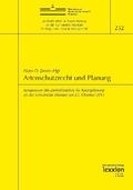 Artenschutzrecht und Planung