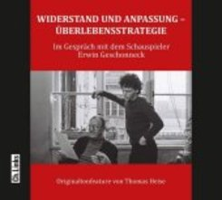 Widerstand und Anpassung - Überlebensstrategie, 1 Audio-CD
