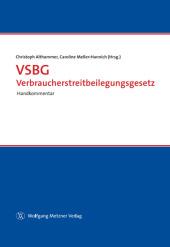 VSBG - Verbraucherstreitbeilegungsgesetz, Kommentar