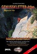Genuss-Kletteratlas Österreich Ost: NIederösterreich