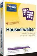 WISO Hausverwalter 2017 Standard, CD-ROM