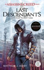 Last Descendants - Aufstand in New York