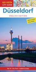 Go Vista City Guide Düsseldorf, English edition