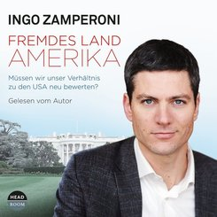 Fremdes Land Amerika, 4 Audio-CDs