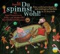 Du spinnst wohl!, 2 Audio-CDs