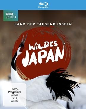 Wildes Japan - Land der tausend Inseln, 1 Blu-ray
