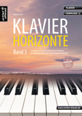 Klavier-Horizonte, m. Audio-CD - Bd.3