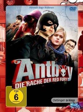 Antboy - Die Rache der Red Fury, DVD - Tl.2