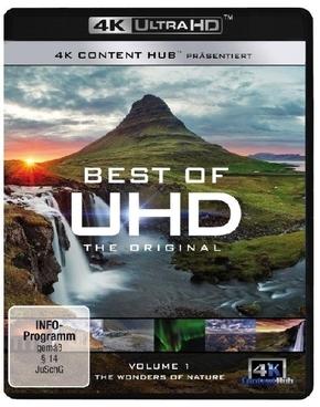 Best of UHD 4K, 1 UHD-Blu-ray - Vol.1