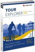TOUR Explorer 50 Deutschland, Version 8.0, DVD-ROMs