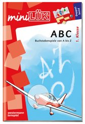 miniLÜK: ABC: Buchstabenspiele von A-Z