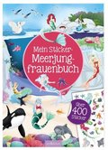 Mein Sticker-Meerjungfrauenbuch