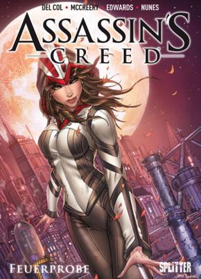 Assassin's Creed - Feuerprobe