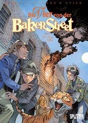 Die Vier von der Baker Street, Die Moran-Affäre