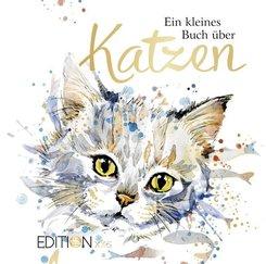 Ein kleines Buch über Katzen