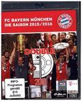FC Bayern München - Saison 2015/2016, 1 Blu-ray