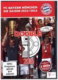 FC Bayern München - Saison 2015/2016, 2 DVD