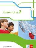 Green Line, Ausgabe Baden-Württemberg ab 2016: 6. Klasse, Schülerbuch; Bd.2
