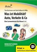 Was ist Mobilität? Auto, Verkehr & Co, m. CD-ROM