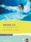 Natura Biologie, Naturphänomene und Technik, Ausgabe für Baden-Württemberg: 5./6. Schuljahr, Schülerbuch, Teilband Naturphänomene und Technik