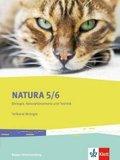 Natura Biologie, Naturphänomene und Technik, Ausgabe für Baden-Württemberg: 5./6. Schuljahr, Schülerbuch, Teilband Biologie