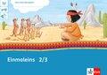 Mein Indianerheft: Einmaleins 3